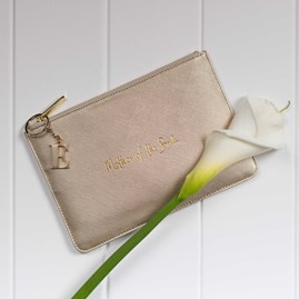 Katie Loxton Personalised 'Mother Of The Bride' Perfect Pouch