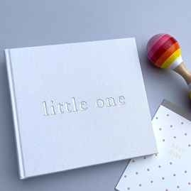 Bambino Linen 'Little One' Photo Album