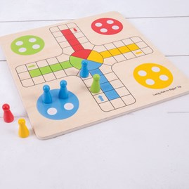 Traditional Ludo Game