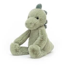 Jellycat Snugglets Boyd Dino Small Soft Toy