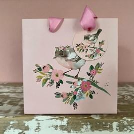 Dyment Bird Small Gift Bag