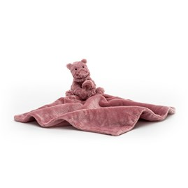 Jellycat Fuddlewuddle Hippo Soother