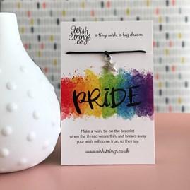 'Pride' Star Wish Bracelet