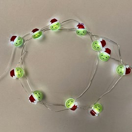 Festive Sprout LED String Lights