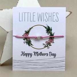 'Happy Mother's Day' Wish Bracelet