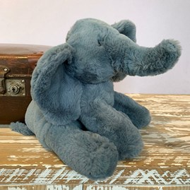 Jellycat Huggady Elephant Soft Toy