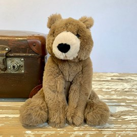 Jellycat Woody Bear Small Soft Toy