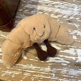 Jellycat Amuseable Croissant Small Soft Toy