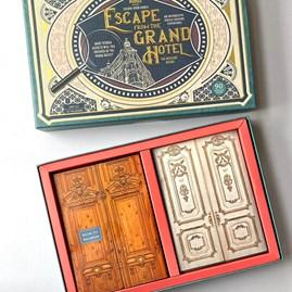 Escape Room Game: Escape From The Grand Hotel