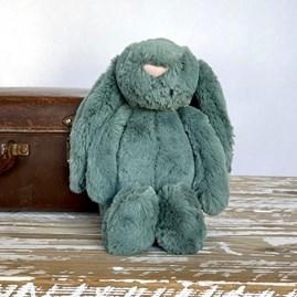 Jellycat Bashful Forest Bunny Medium Soft Toy