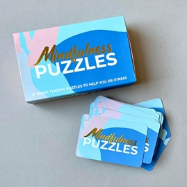 Mindfulness Brain Teasing Puzzles