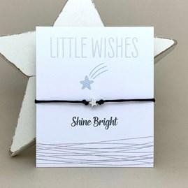 'Shine Bright' Wish Bracelet