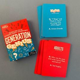 Generation Genius Quiz Game