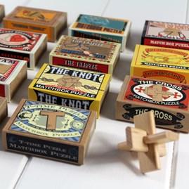 Matchbox Puzzles Wedding Favours