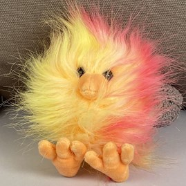 Jellycat Crazy Chick Sorbet Soft Toy