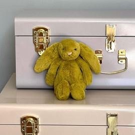 Jellycat Bashful Zingy Bunny Small Soft Toy