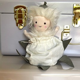Jellycat Fluffkin Doll Soft Toy