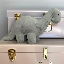 Jellycat Fossilly Brontosaurus Soft Toy