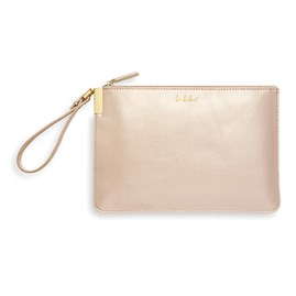 Katie Loxton Personalised 'Be Brilliant' Secret Message Pouch