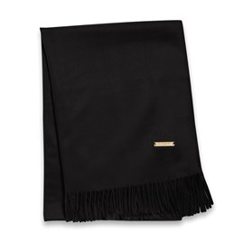Katie Loxton Wrapped Up In Love Boxed Scarf In Black