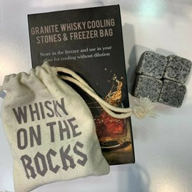 Granite Whisky Cooling Stones