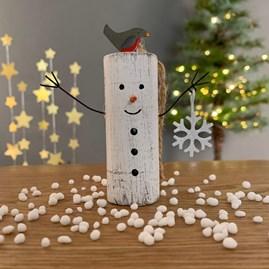 Hug Me Snowman Christmas Decoration