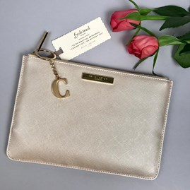 Katie Loxton Personalised 'Bridesmaid' Secret Saying Pouch
