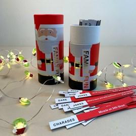 Botanical Santa Dipsticks