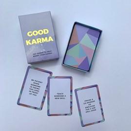 100 Ways To Boost 'Good Karma' Cards