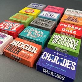 Mini Games Club Matchbox Game