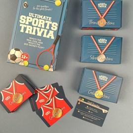 Ultimate Sports Trivia Quiz Game