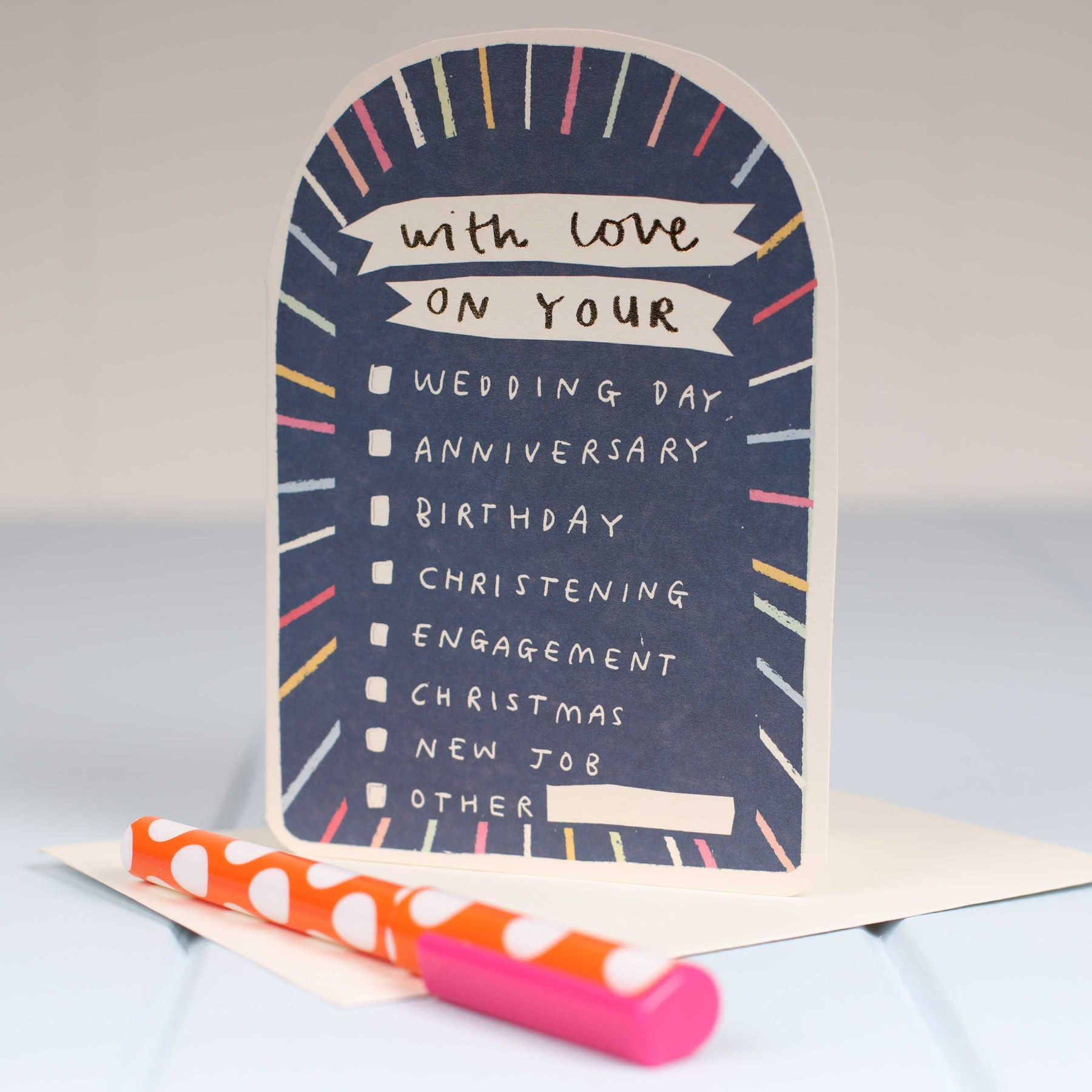 With love on your special greetings card with love on your special greetings card kristyandbryce Image collections