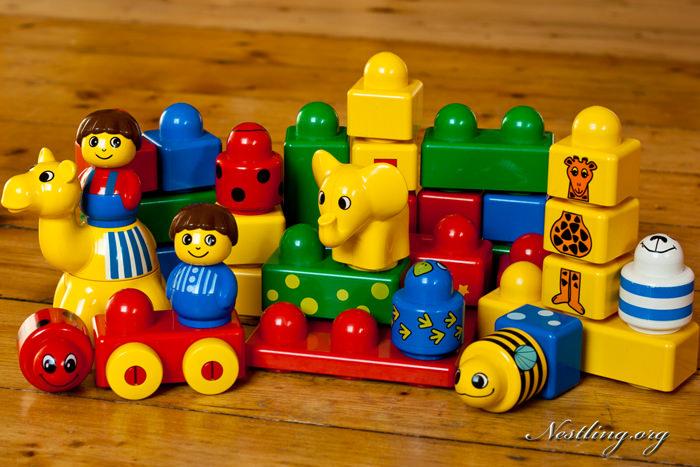 lego für babys