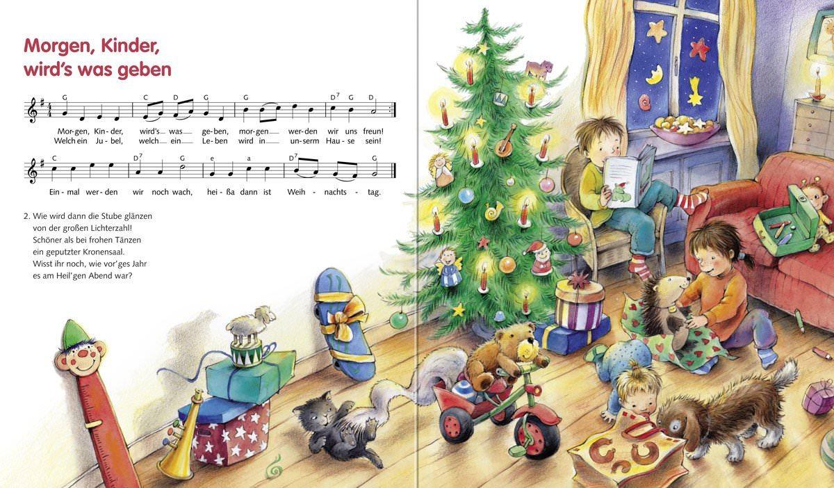 Meine schönsten Weihnachtslieder - Nestling