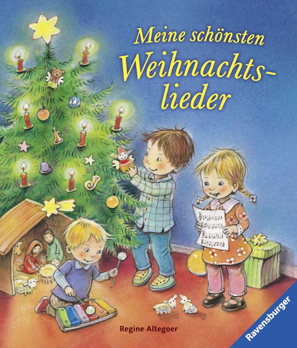 meine sch nsten weihnachtslieder nestling