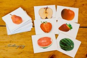 Obst sortieren