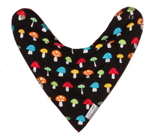 Mushroom-scarf
