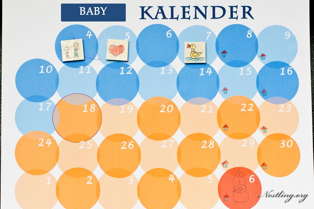 Symbol-Kalender