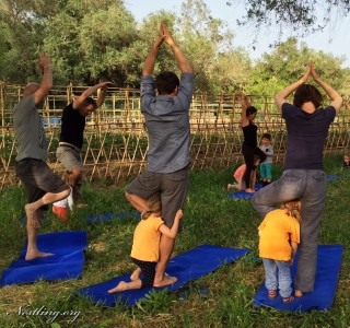 Korfu-Yoga