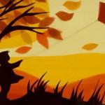 Herbststimmung: Basteln mit Kindern