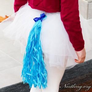 Einhorn-Schwanz