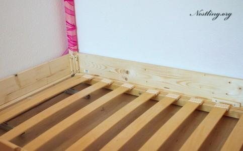 Bodenbett für Kinder (Floor Bed) selber bauen - Nestling