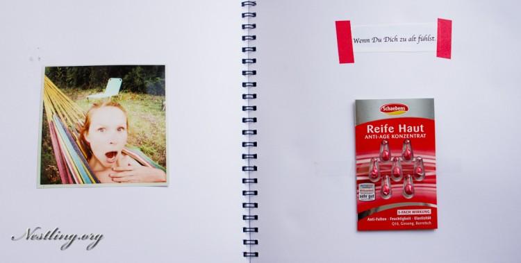 Wenn Buch Inklusive Fotoalbum Geschenkidee Nestling