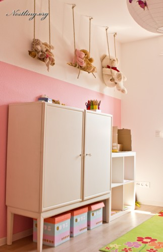 Kinderzimmer ausmisten weniger spielzeug für mehr