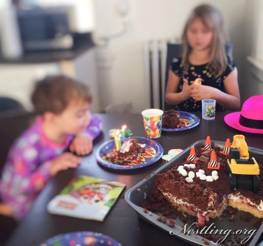 Bagger-Geburtstag