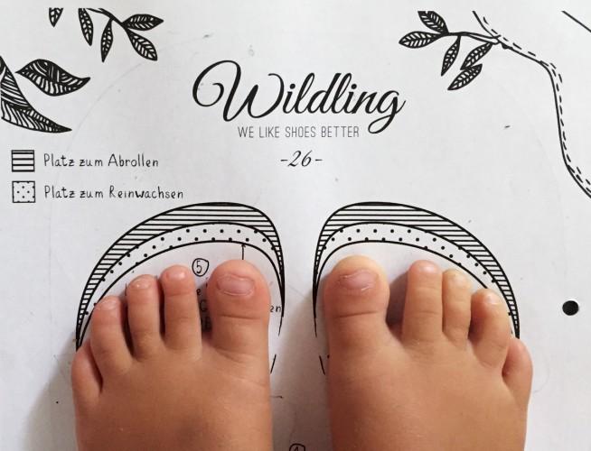 Wildling-Vorlage