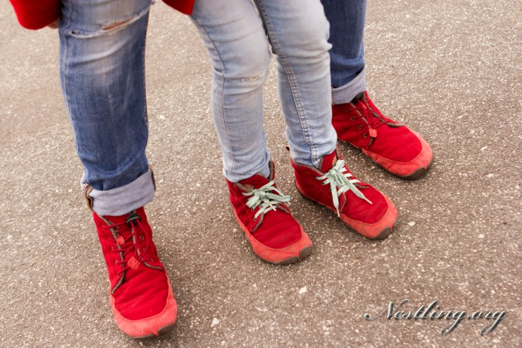 Wilding-shoes