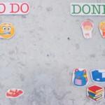 Morgenroutine mit Kindern: DIY Checkliste für mehr Selbstständigkeit