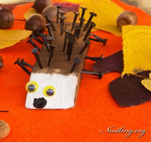 Holzarbeiten-Kinder