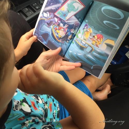 Lesen-im-Auto